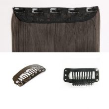 High Quality Long Silky Straight Synthetic Hair Extension