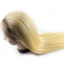 Ombre Blonde Human Hair Wig
