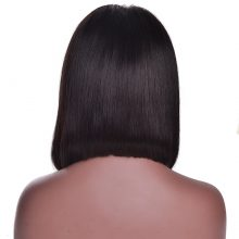 Natutal Color Short Bob Wig