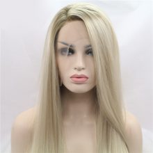 Blonde Lace Frontal Synthetic Wig