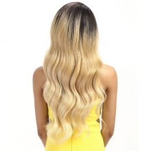 Lace Frontal Ombre Synthetic Wig